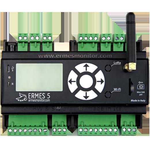 Ermes monitor 5